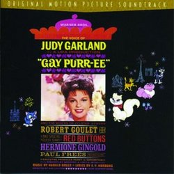 Gay Purr-Ee (1962 Movie Soundtrack) (Rhino Handmade)
