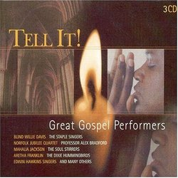 Tell It! Great Gospel Performers