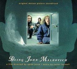 Being John Malkovich:  Original Motion Picture Soundtrack [ECD]