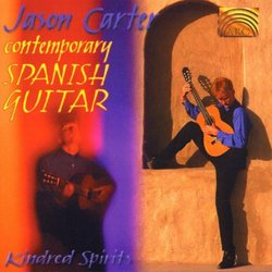 Contemporary Spanish Guitar : Kindred Spirit