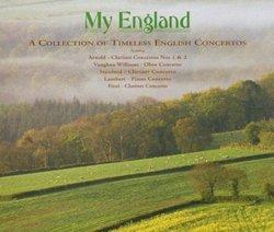 My England: A Collection of Timeless English Concertos