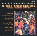 Black Composers Series: Cordero, Walker, Hailstork, Smith