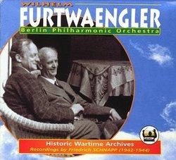 Wilhelm Furtwangler, Historic Wartime Archives - Beethoven, Brahms, Strauss, Wagner / Berlin PO