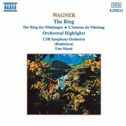 Wagner: The Ring (Orchestral Highlights)