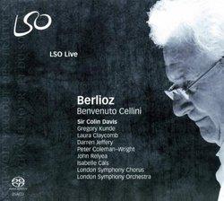Berlioz: Benvenuto Cellini [Hybrid SACD]
