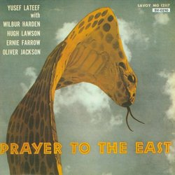 Prayer to the East
