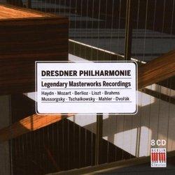 Legendary Masterworks Recordings: Dresdner Philharmonie