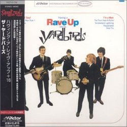 Having a Rave Up With the Yardbirds (Bns)