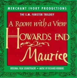 The E. M. Forster Trilogy (A Room with a View · Maurice · Howards End)