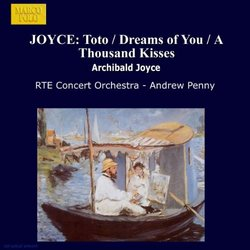 JOYCE: Toto / Dreams of You / A Thousand Kisses