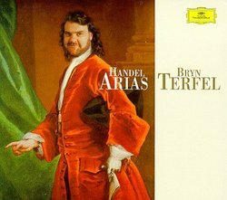 Bryn Terfel - Handel Arias / Scottish CO, Mackerras