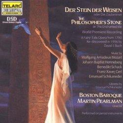 Der Stein der Weisen (The Philosopher's Stone) by Mozart, Hennebert, Schack, Gerl, Schikaneder / Pearlman, Boston Baroque