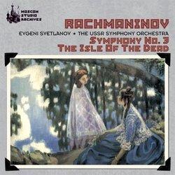 Rachmaninov-Symphony No. 3 in a/Isle of the Dead/Scherzo