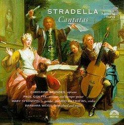 Stradella: Cantatas / Brandes, Weiss, et al