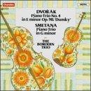 Dvorák: Piano Trio No. 4  in E Minor, Op. 90, 'Dumky'/Smetana: Piano Trio in G Minor