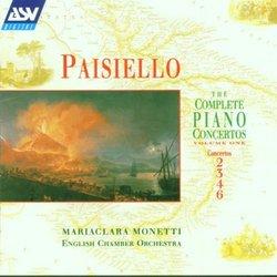 Paisiello: Complete Piano Concerti 1