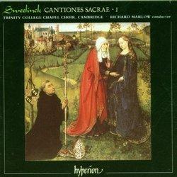 Sweelinck: Cantiones Sacrae, Vol.1