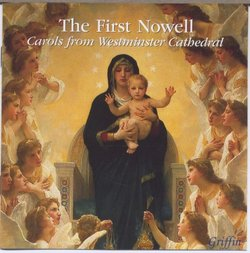 First Nowell: Carols from Westminster Cathedral