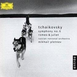 Tchaikovsky: Symphony No.6, Romeo & Juliet