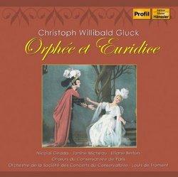 Christoph Willibald Gluck: Orphée et Euridice