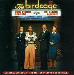 The Birdcage: Original United Artists Motion Picture Soundtrack