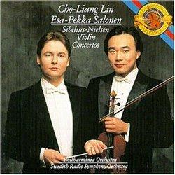 Jean Sibelius / Carl Nielsen: Violin Concertos