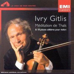 Méditation de Thaïs et 18 pièces célèbres pour violon