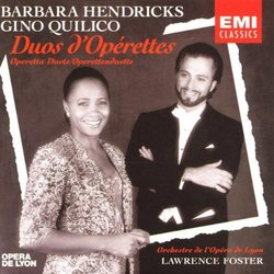 Hendricks & Quilico - Duos d'Operettes / Foster