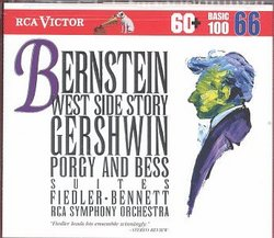 RCA Victor Basic 100, Vol. 66- Bernstein: West Side Story / Gershwin: Porgy & Bess
