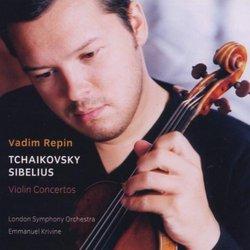 Tchaikovsky: Vln Cto / Sibelius: Vln Cto