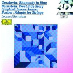 Bernstein Conducts Gershwin, Bernstein, Barber