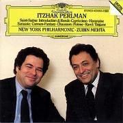 Itzhak Perlman with Zubin Mehta & the New York Philharmonic
