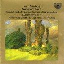 Kurt Atterberg: Symphony No. 1; Symphony No. 4 'Sinfonia Piccola'