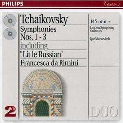 Tchaikovsky: Symphonies 1-3