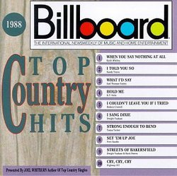 Billboard Top Country: 1988