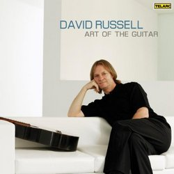 David Russell: Art of the Guitar