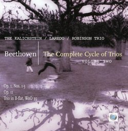 Beethoven: The Complete Cycle of Trios, Vol. 2