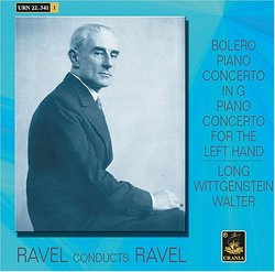 Ravel Conducts Ravel