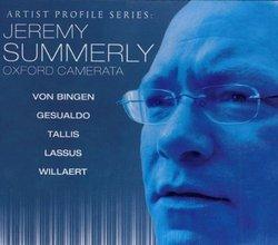 Artist Profile Series: Jeremy Summerley