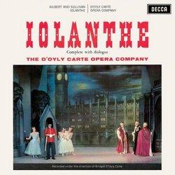 Gilbert & Sullivan: Iolanthe / D'Oyly Carte Opera Company; Godfrey; New Symphony Orchestra of London