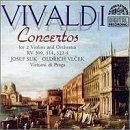 Concertos for 2 Violin & Orchestra