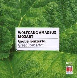 Mozart: Great Concertos [Box Set]