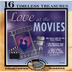 Love At The Movies (Countdown Singers)