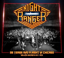 35 Years And A Night In Chicago [2 CD/DVD Combo][Deluxe Edition]