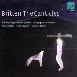 Britten: The Canticles; Ian Bostridge, David Daniels