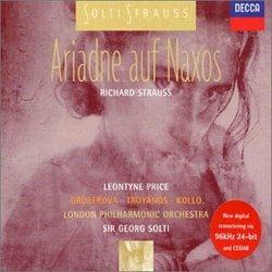 Ariadne Auf Naxos (Complete)