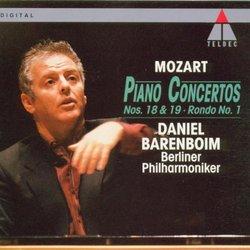 Piano Concerti 18 & 19