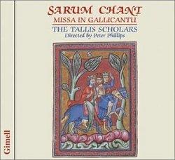 Sarum Chant: Missa in gallicantu