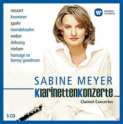 Sabine Meyer - Clarinet Concertos, Vol. 2