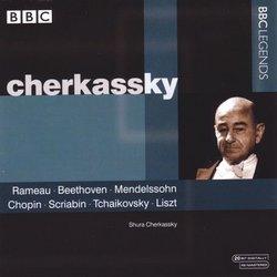 Cherkassky Plays Rameau, Beethoven, Mendelssohn, Chopin, Scriabin, Tchaikovsky, Liszt